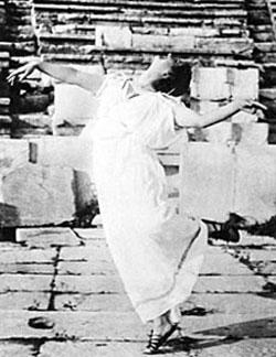 1920 en el Partenon