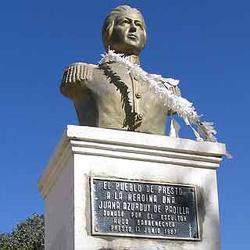 Monumento a Juana