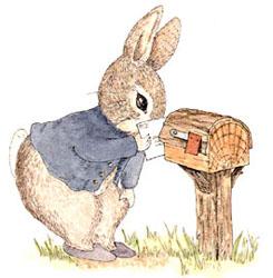 Peter Rabbit Clipart