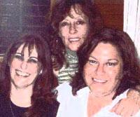 Gloria, Lili y Luisa