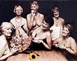Las mujeres de Rylstone