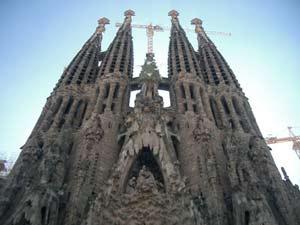 Sagrada Familia - Barcelona - Foto Damián Martínez